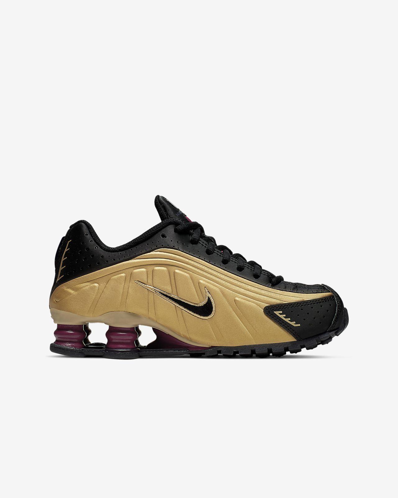 Nike Shox R4 Older Kids' Shoe. Nike RO