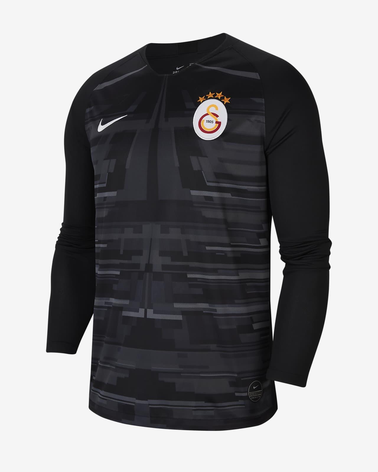 Fotbollströja Galatasaray 2019/20 Stadium Goalkeeper för män