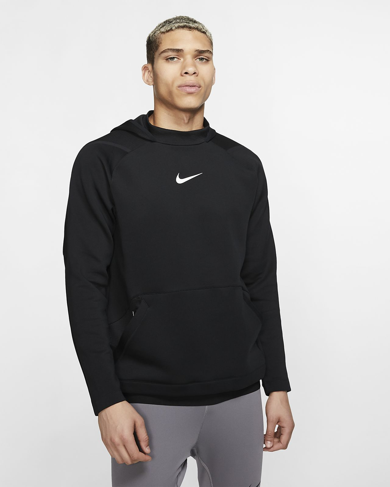 sweat shirt nike a capuche homme