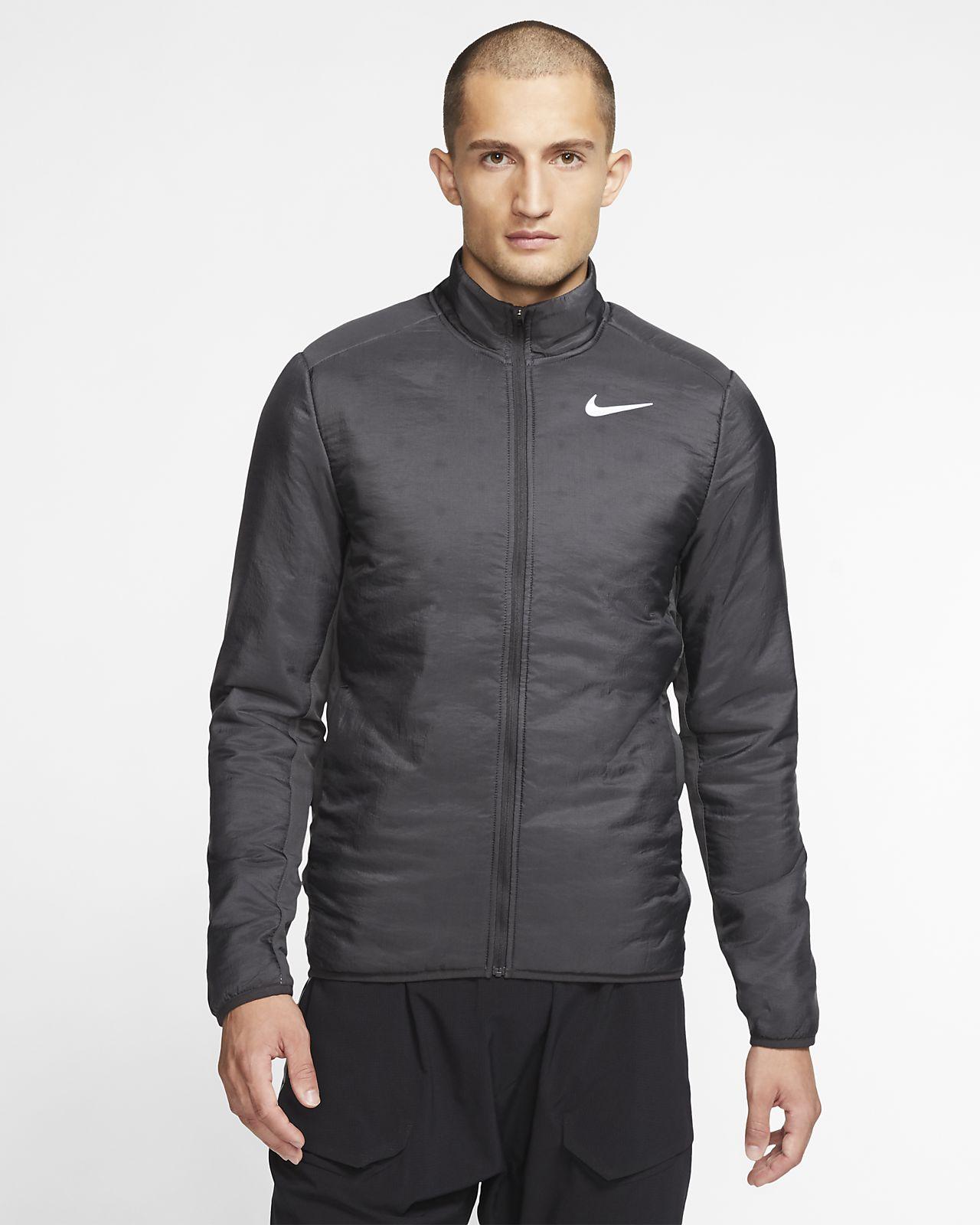 Giacca da running Nike AeroLayer - Uomo