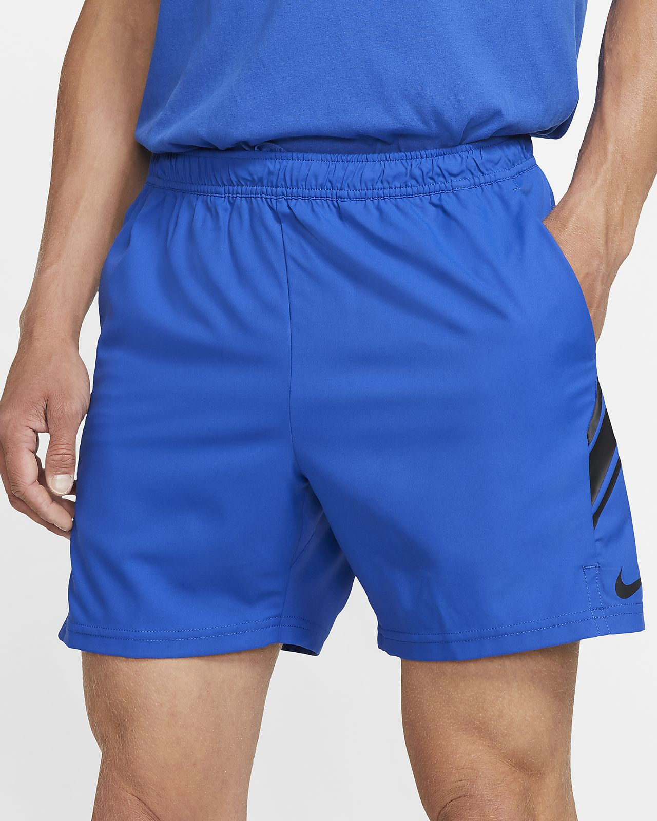 NikeCourt Dri-FIT Pantalons curts de 18 cm de tennis - Home