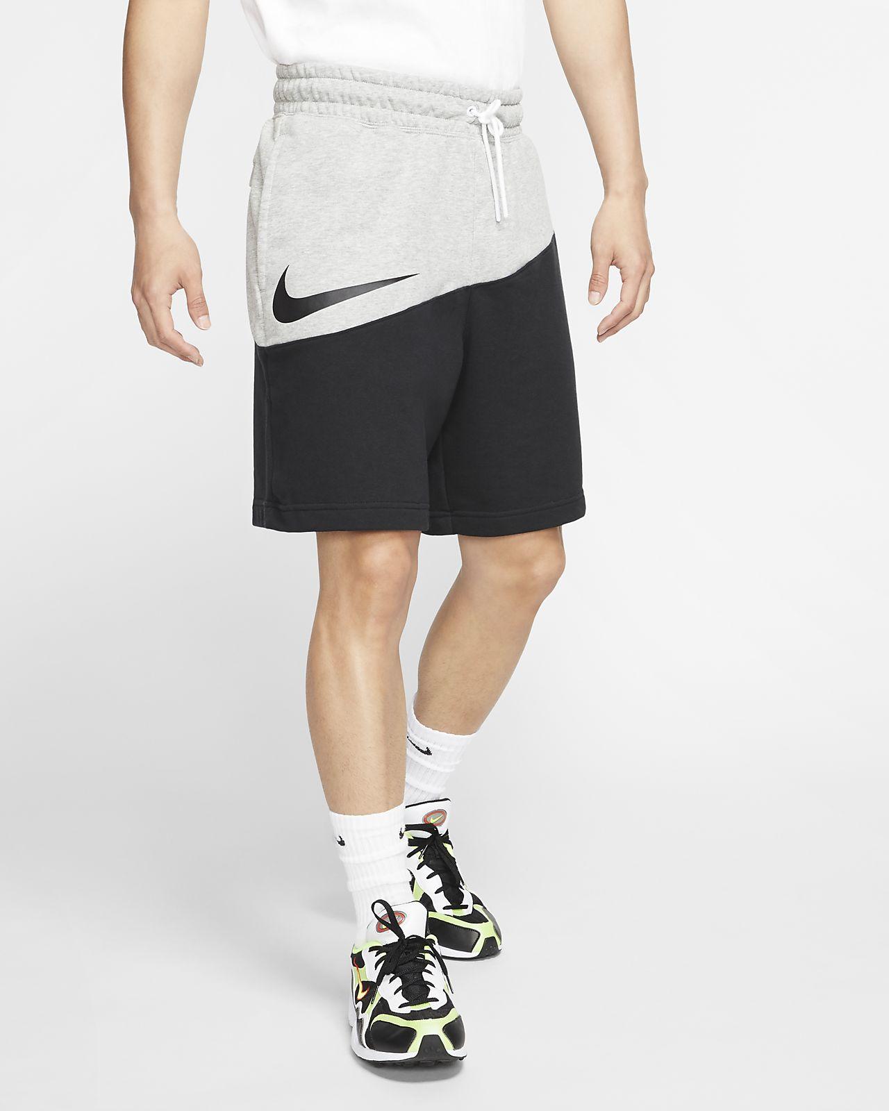 nike sportswear swoosh shorts