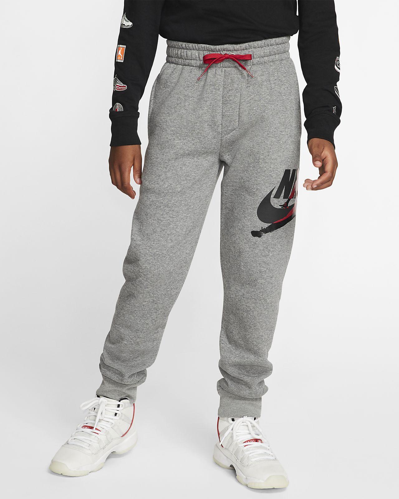 Calças de jogging de lã cardada Nike Sportswear para mulher