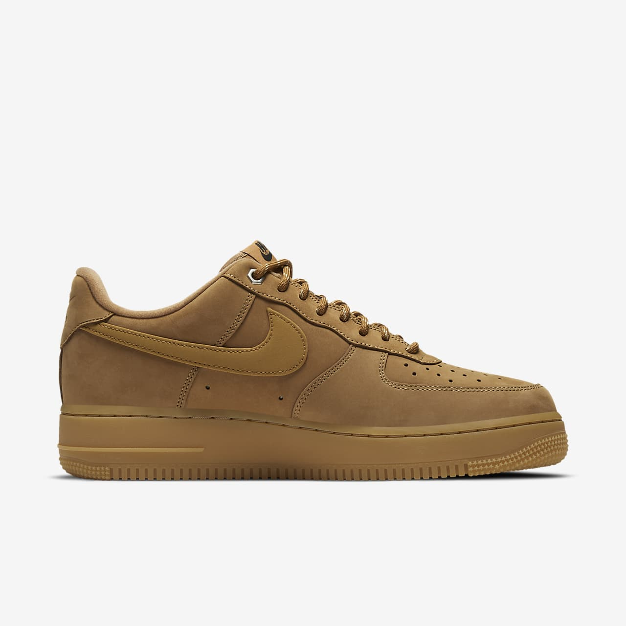 nike air force 1 homme noir semelle marron