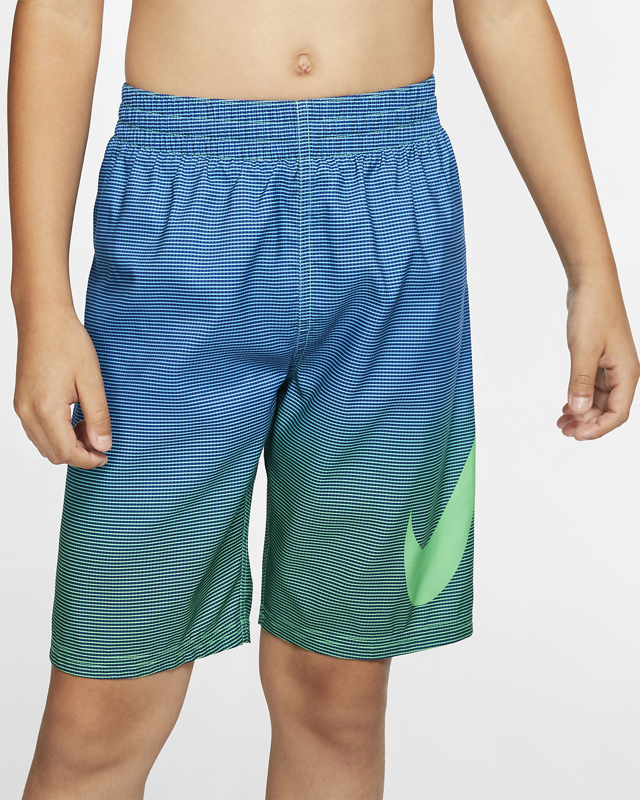 "Nike Atmosphere Big Kids' (Boys') 8"" Volleyball Shorts"