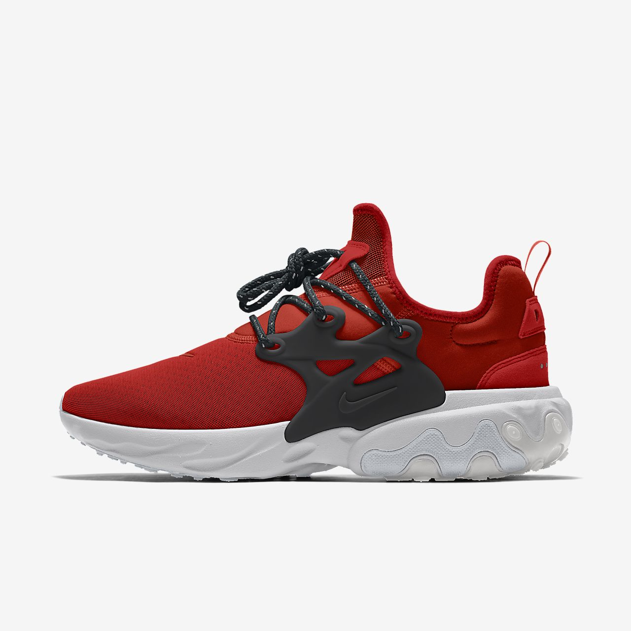 Specialdesignad sko Nike React Presto By You för män
