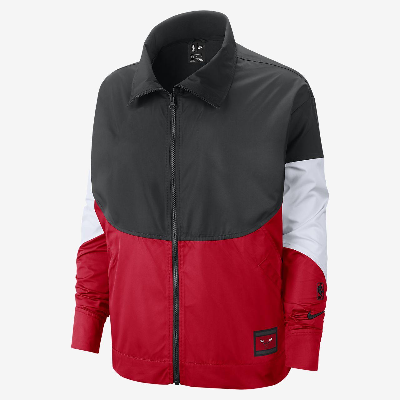 Chicago Bulls Nike Women's NBA Jacket