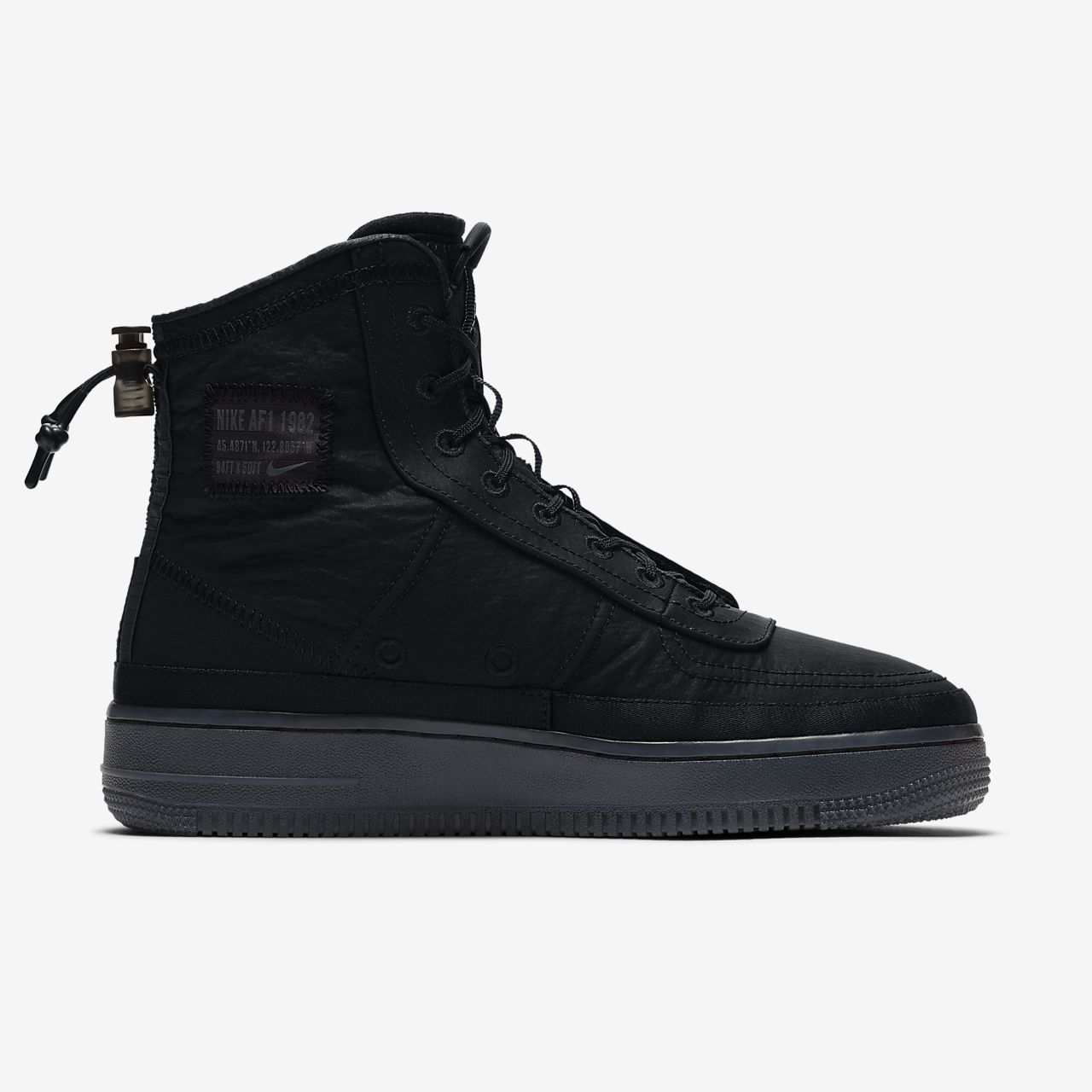 air force 1 hi boot uomo