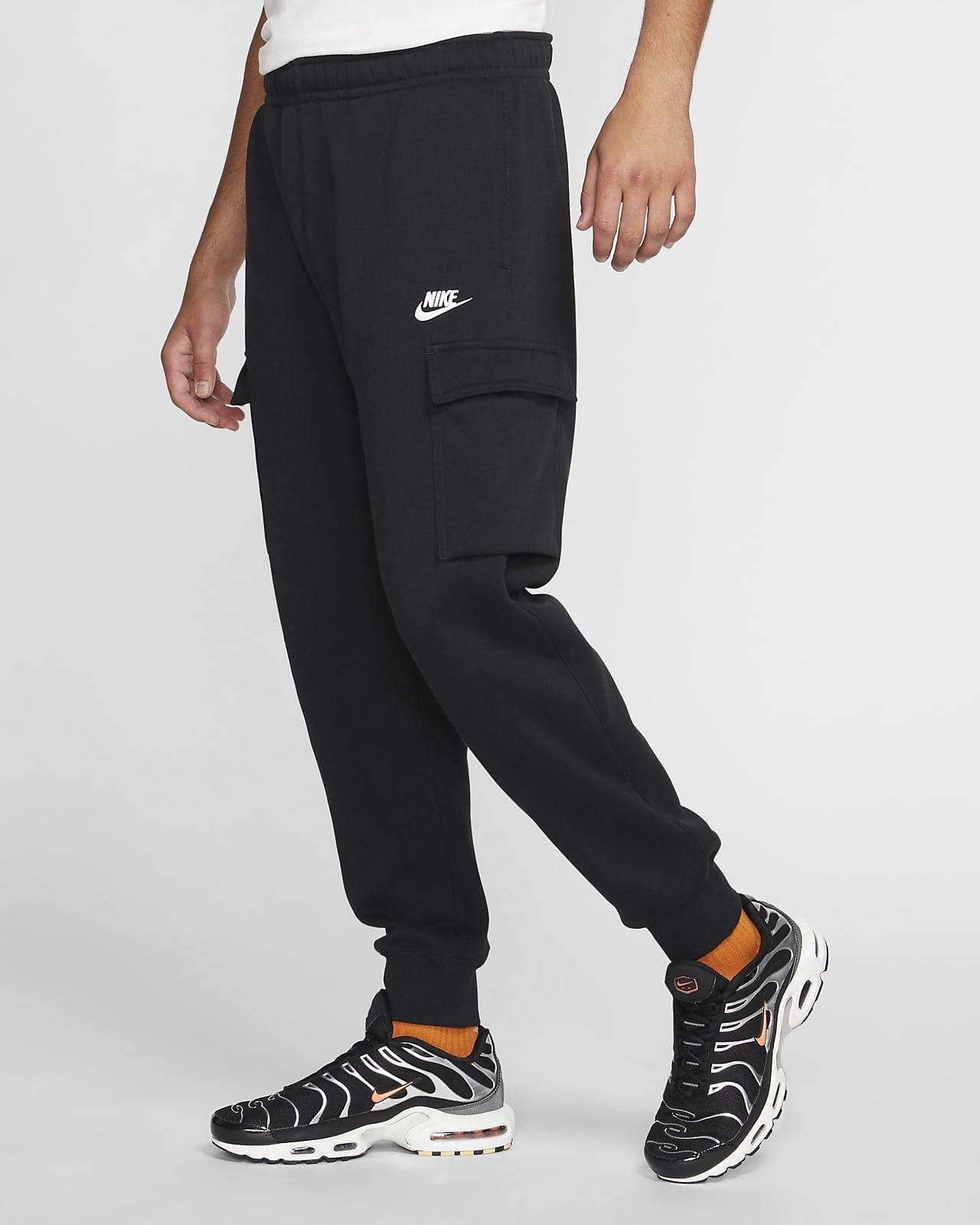 Nike Sportswear Club Fleece Men's Cargo Trousers