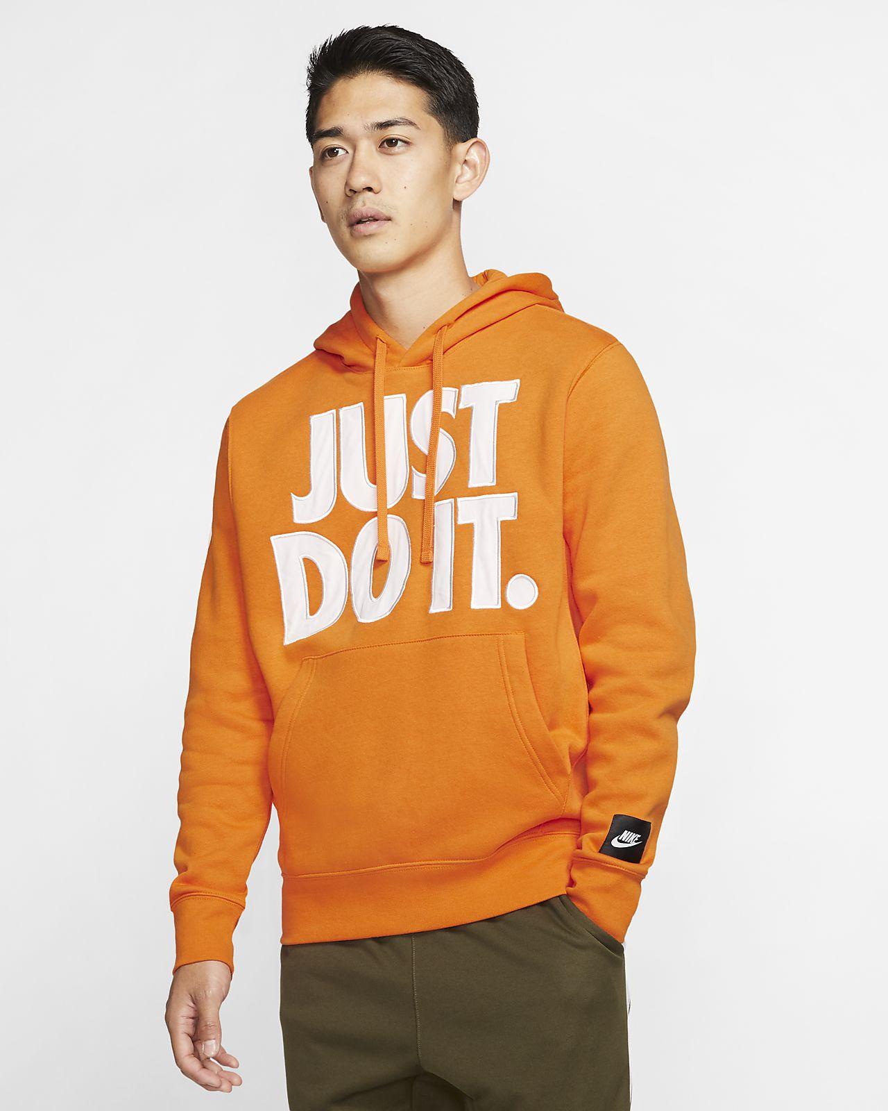 Nike Sportswear Men's JDI Fleece Pullover Hoodie