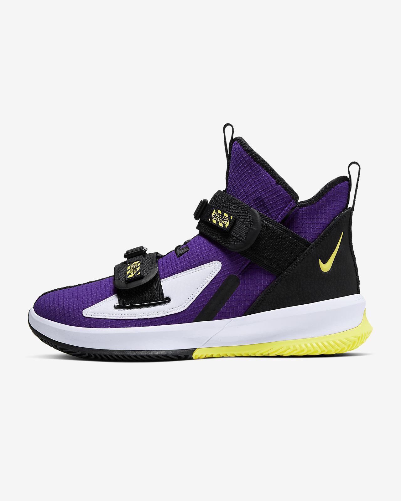 LeBron Soldier 13 SFG EP 籃球鞋