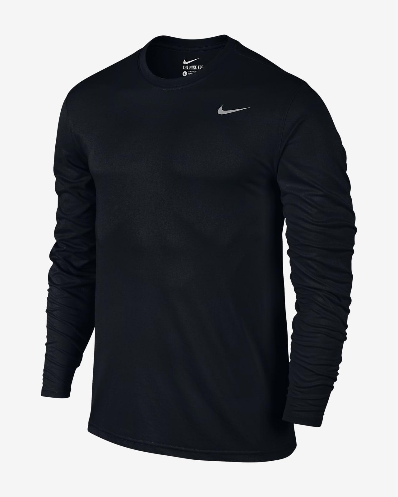 Nike Dri-FIT Men's Long-Sleeve Training T-Shirt