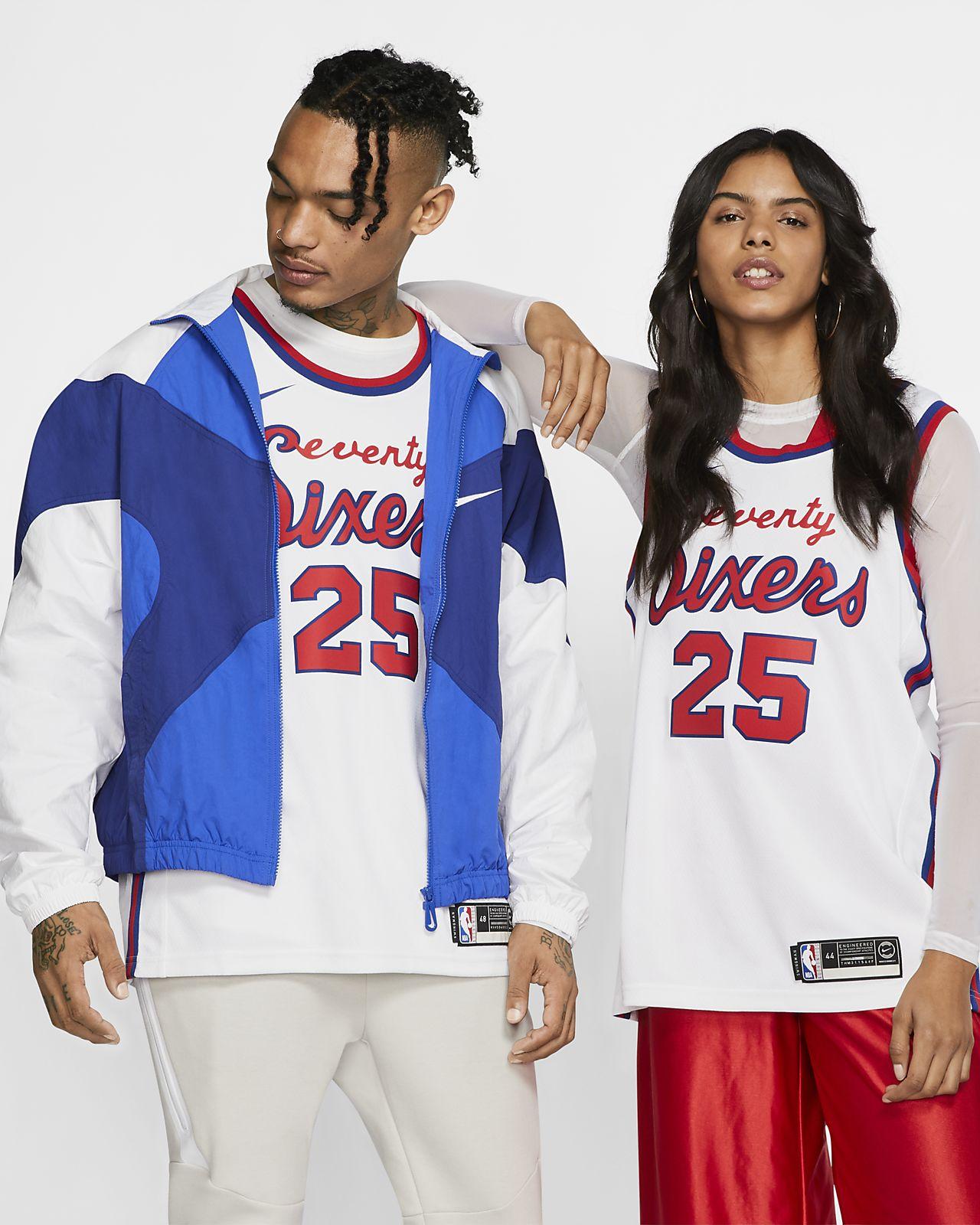 Ben Simmons 76ers Classic Edition-Nike NBA Swingman-trøje