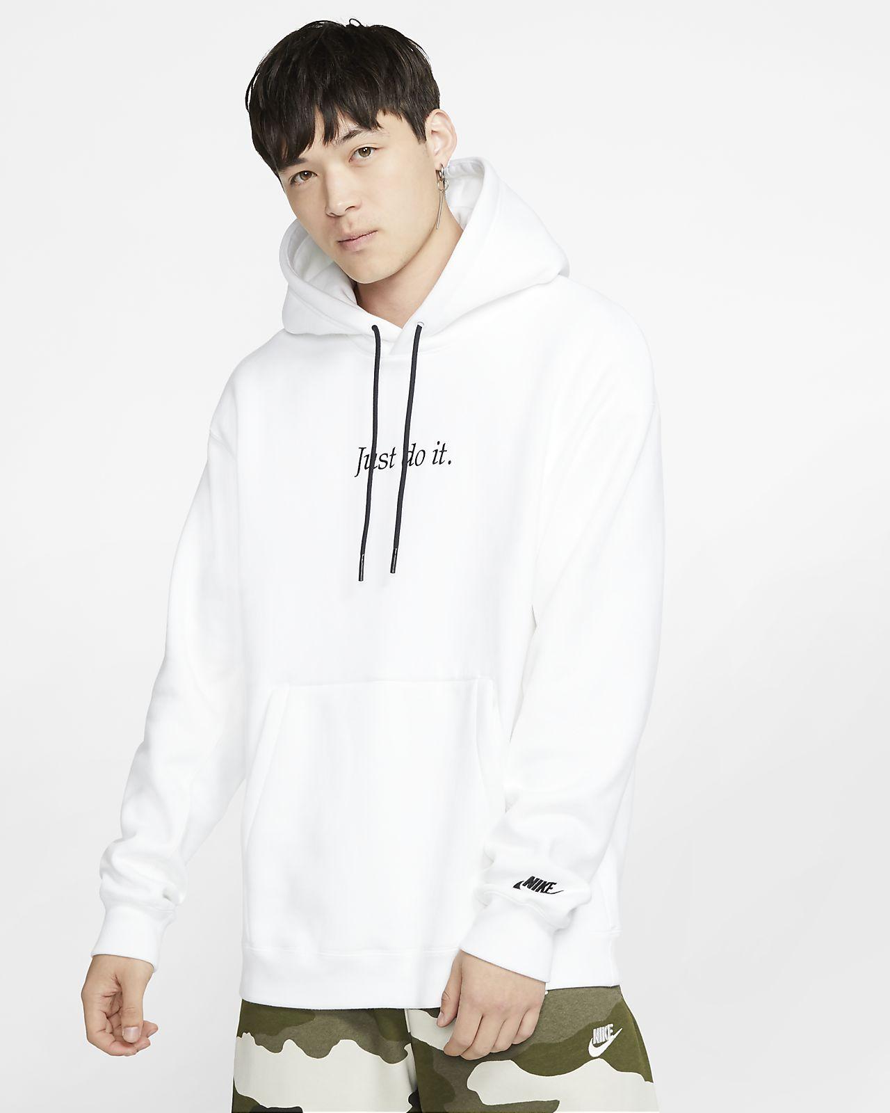 Flísová mikina s kapucí Nike Sportswear JDI Heavyweight