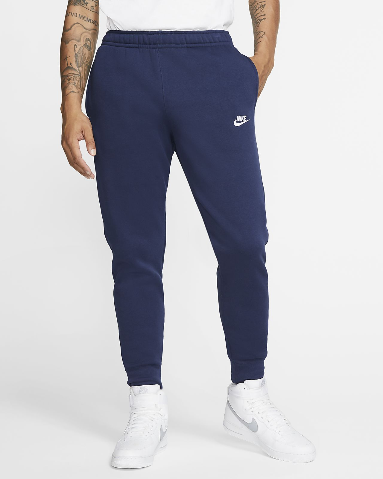 Nike Sportswear Club Fleece Joggers; holiday gift guide for him