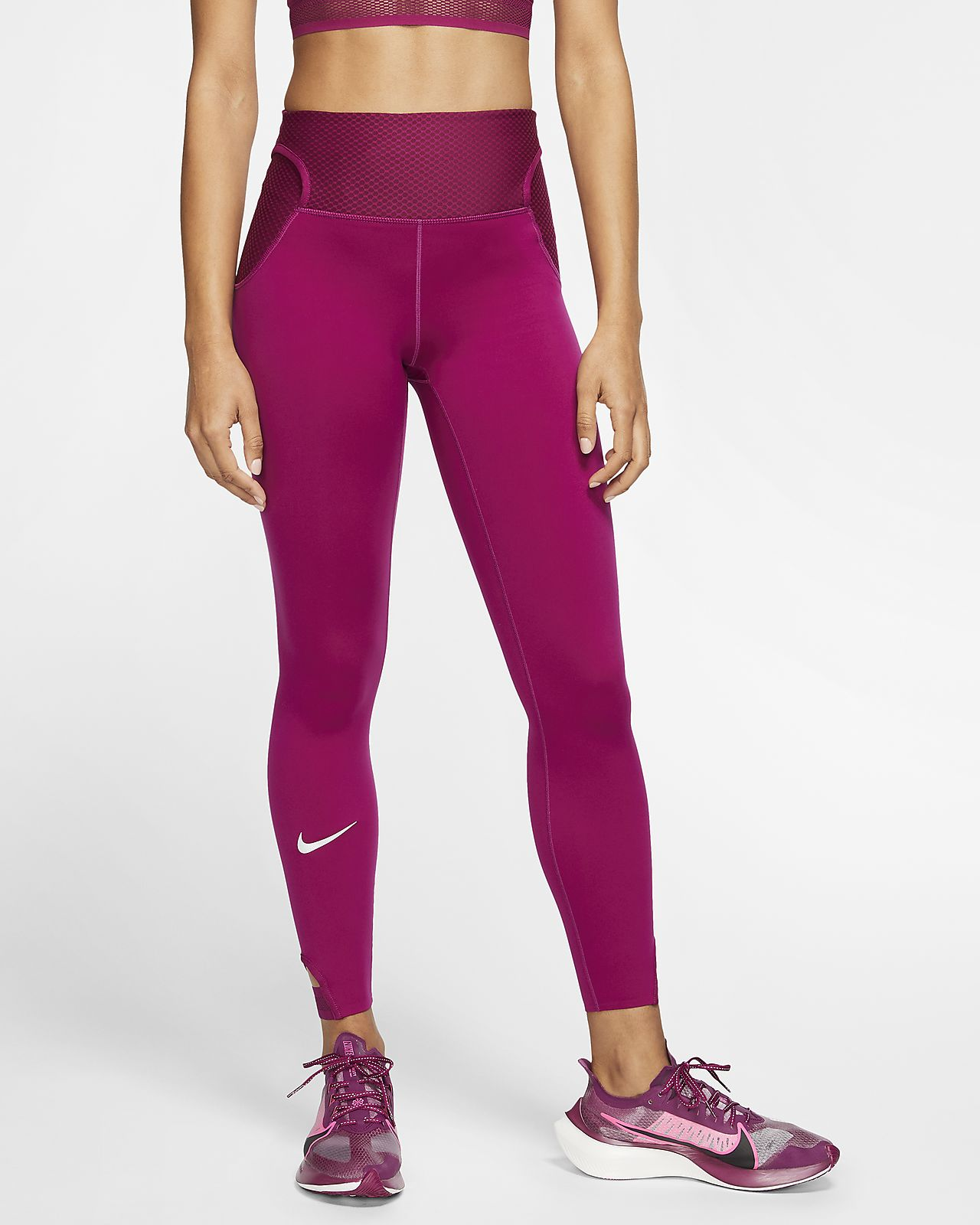 Tights de running a 7/8 Nike City Ready para mulher