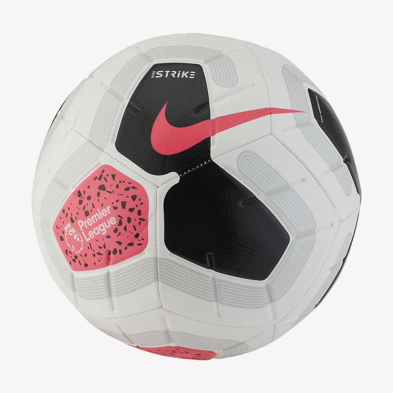 Футбольный мяч Premier League Strike