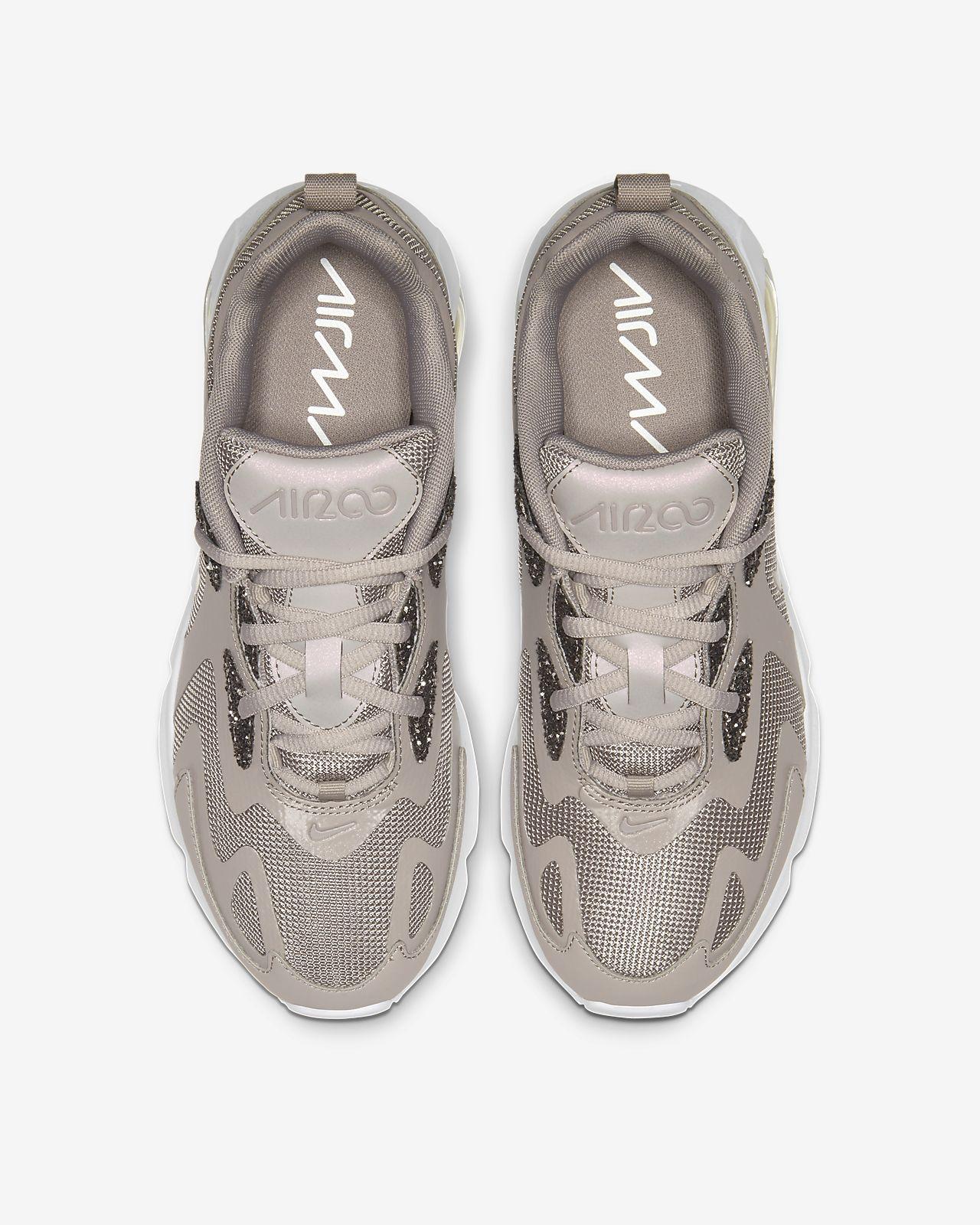 Nike Air Max 200 Damesschoen met glitter