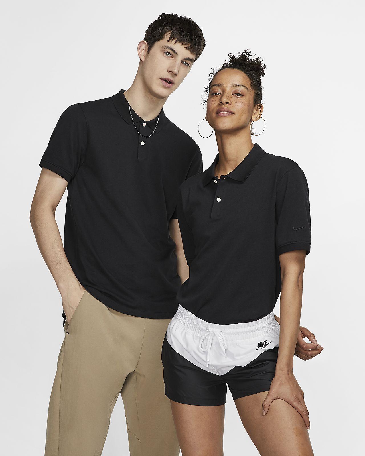 The Nike Polo Herren-Poloshirt in schmaler Passform (ohne orangefarbenem Kragenlabel)