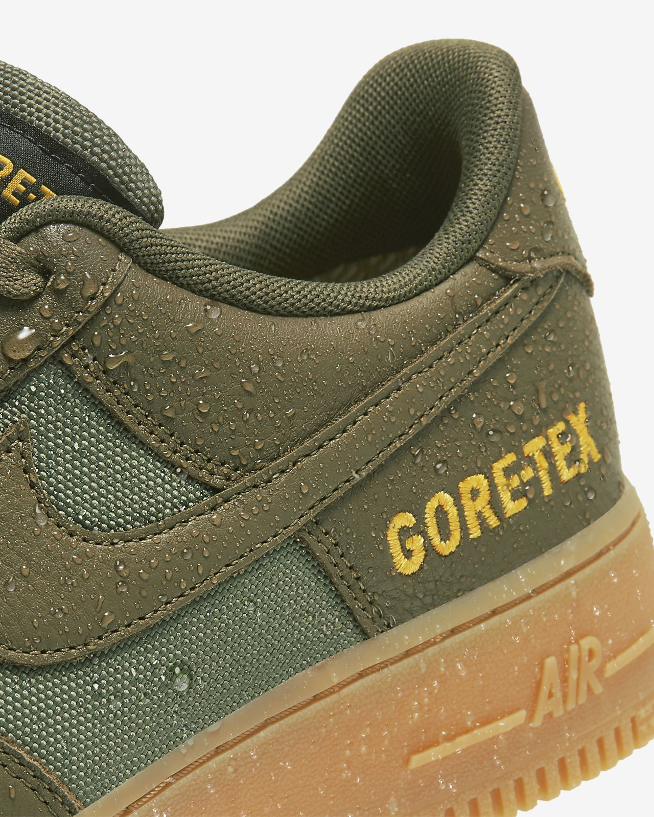 air force 1 x goretex