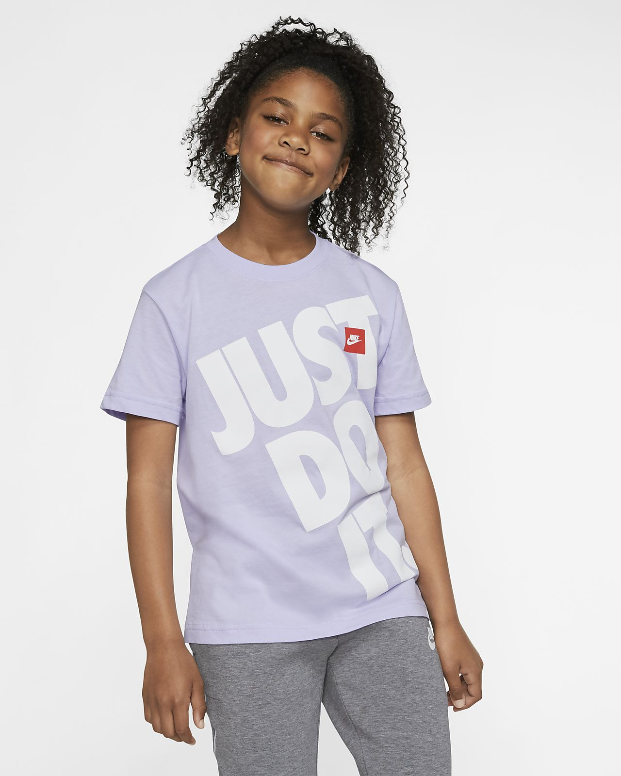 Nike Sportswear Big Kids' JDI T-Shirt
