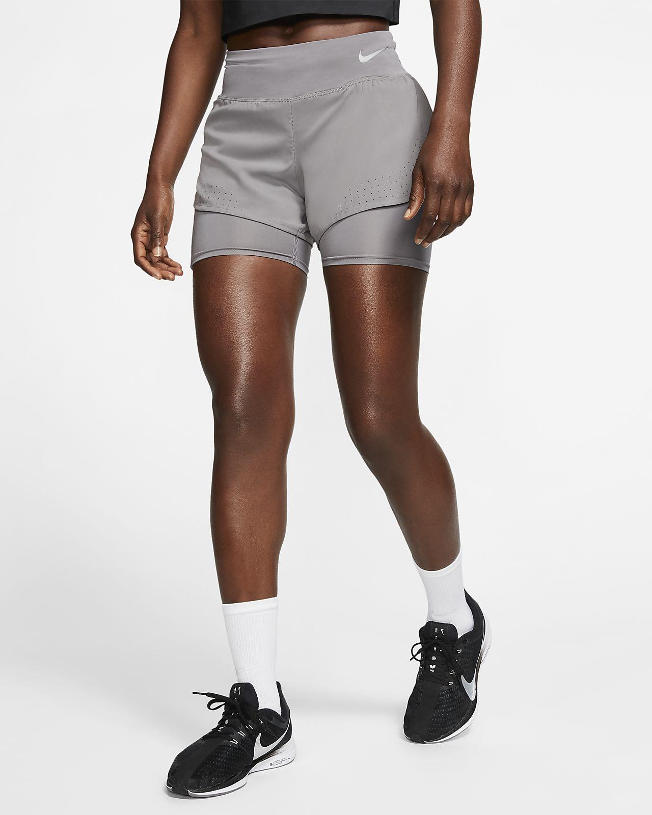 Nike Eclipse Women's 2 in 1 Running Shorts
