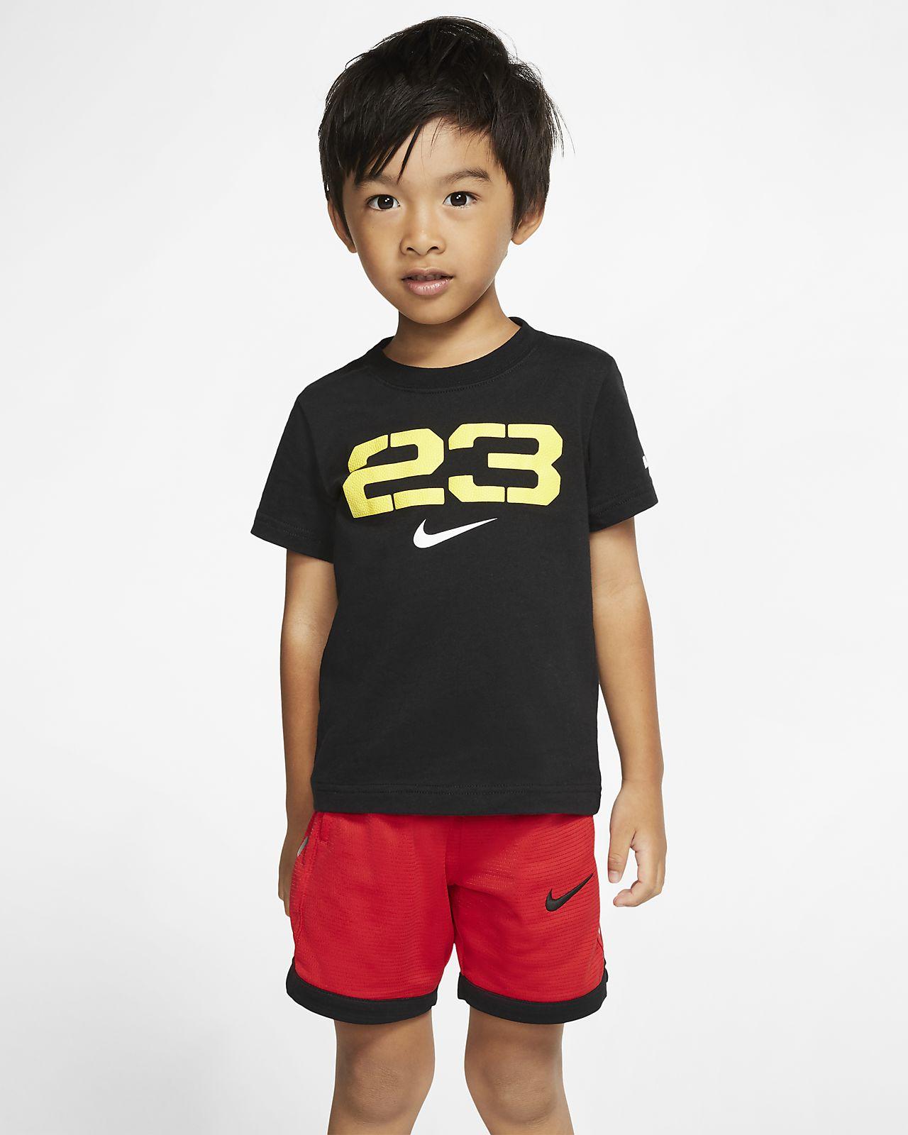 T-shirt LeBron para bebé