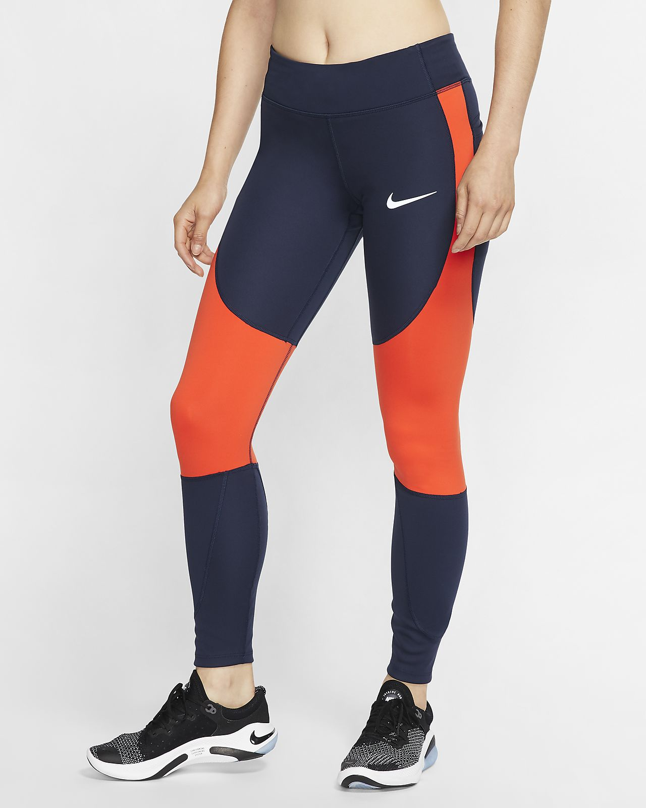 Tights de running Nike Epic Lux Repel para mulher