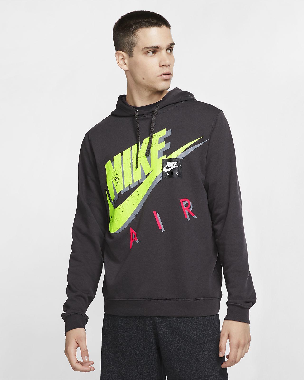 felpa nike sportswear uomo