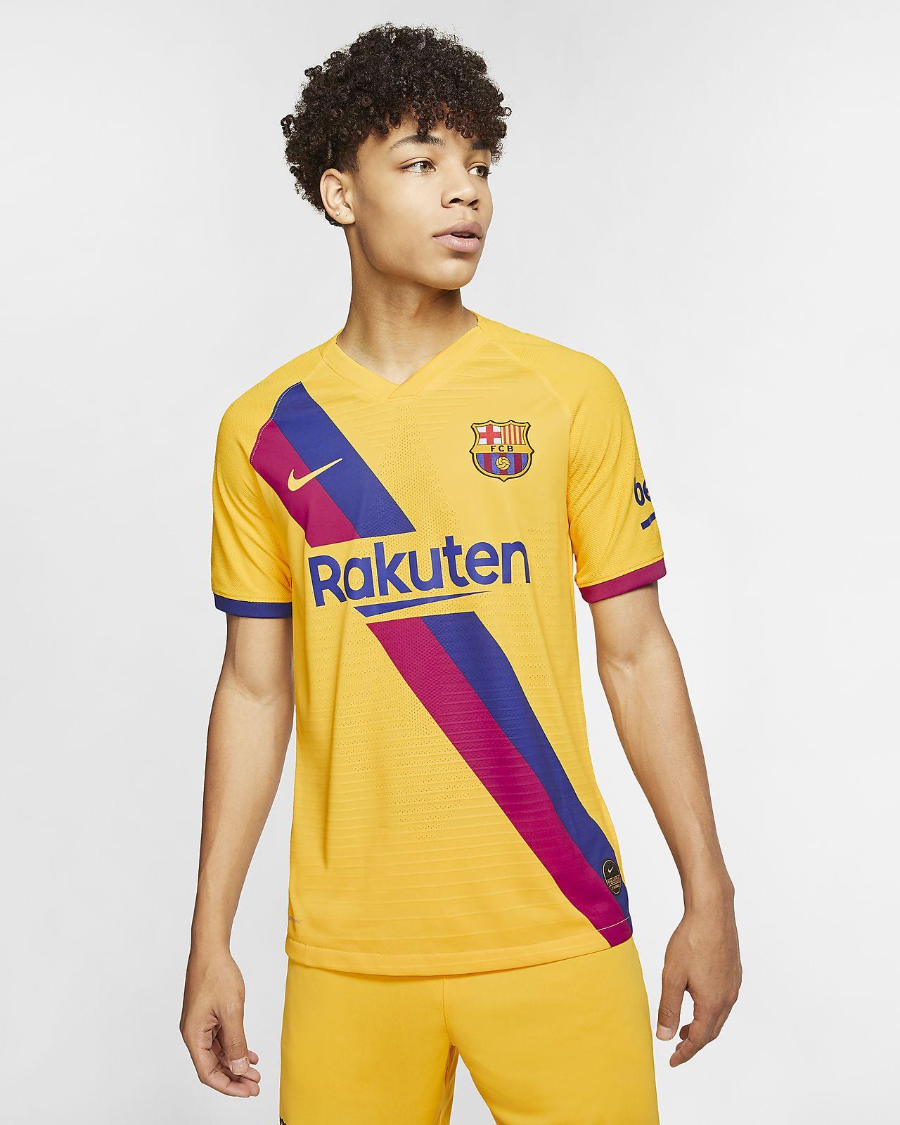 FC Barcelona 2019/20 Vapor Match Away Voetbalshirt voor heren
