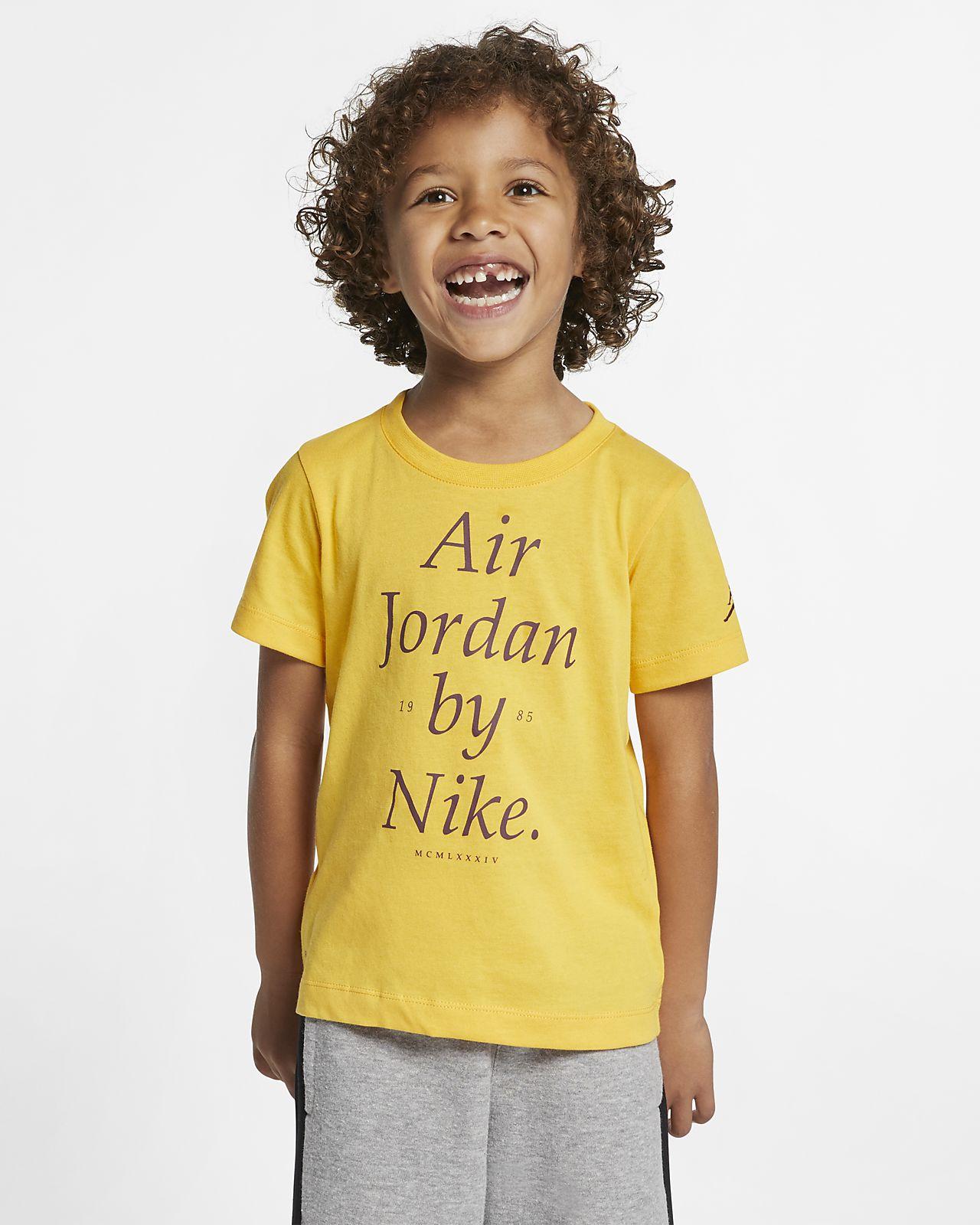 Jordan Sportswear Younger Kids' T-Shirt