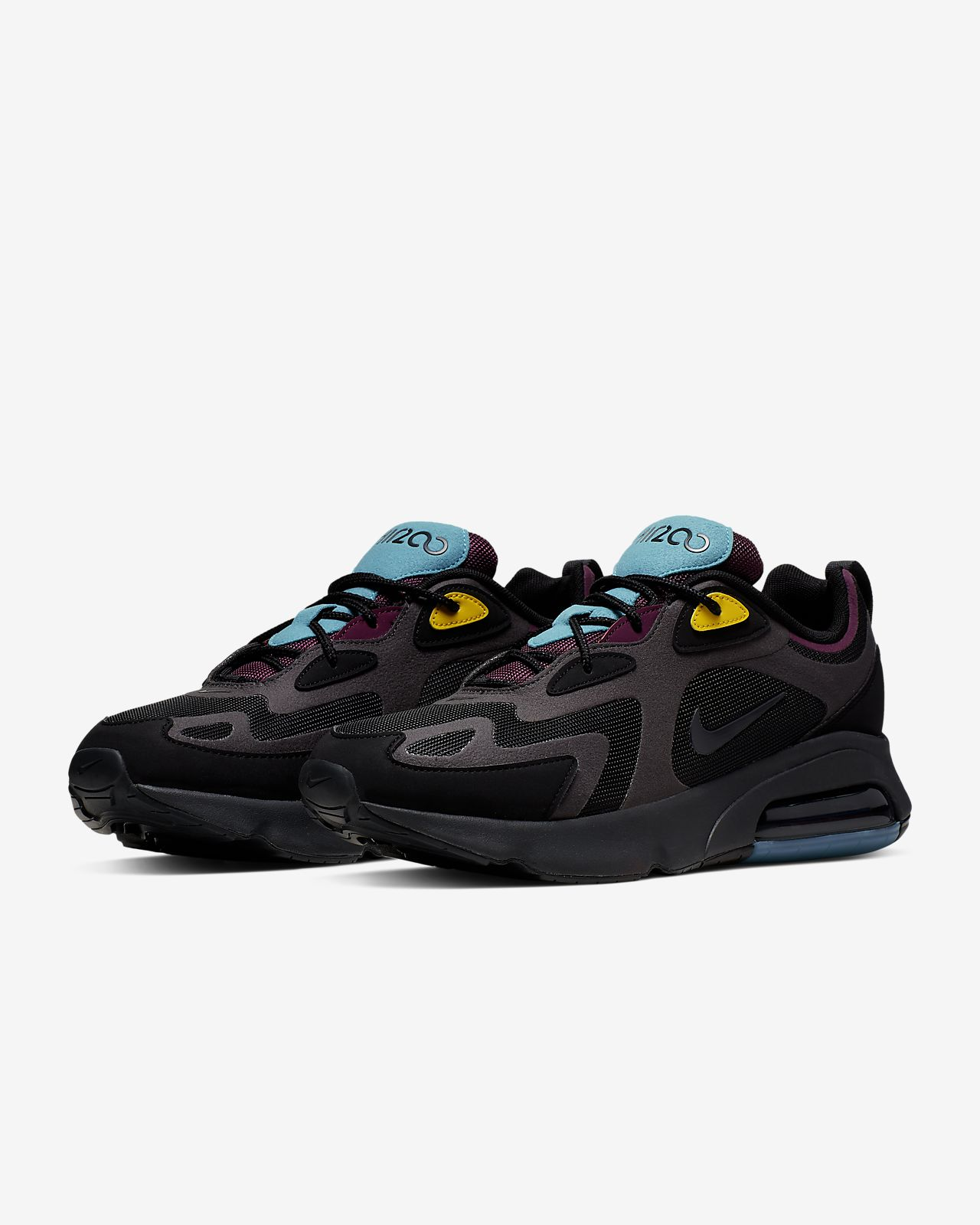 Buty męskie Nike Air Max 200. Nike PL