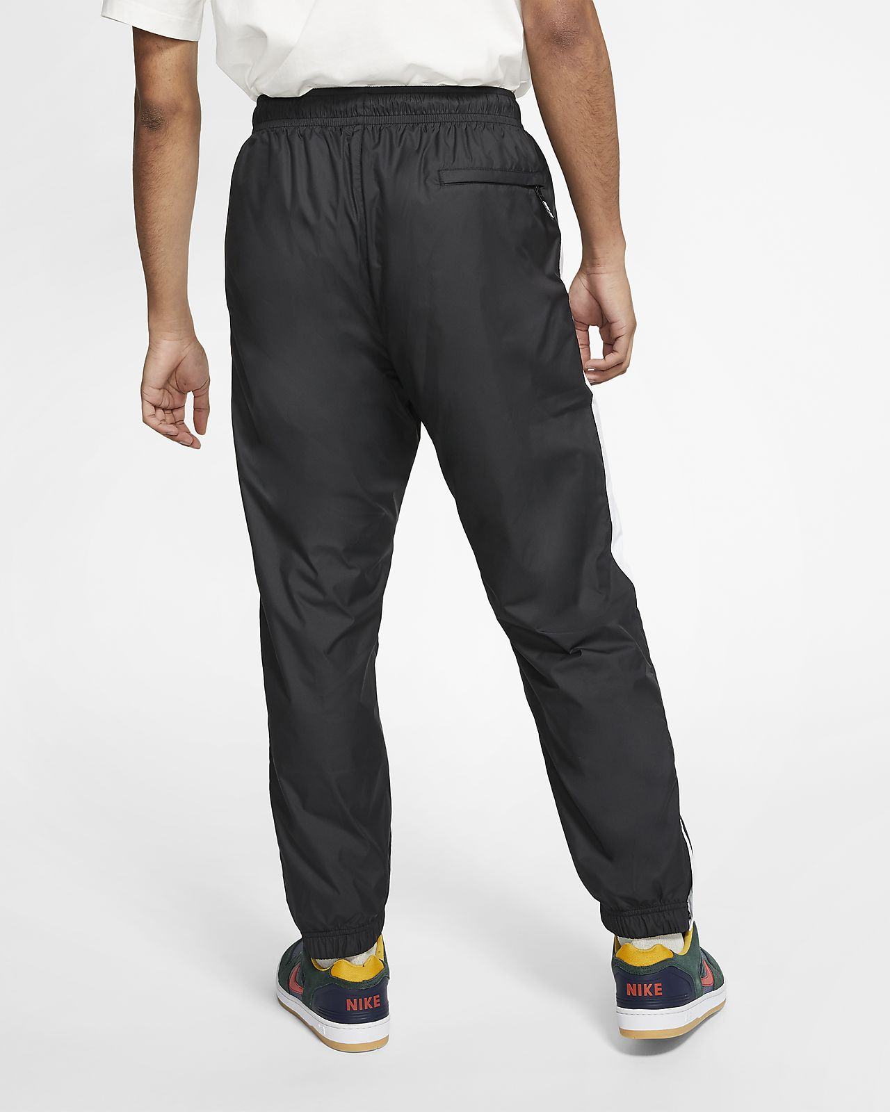 nike pants big swoosh