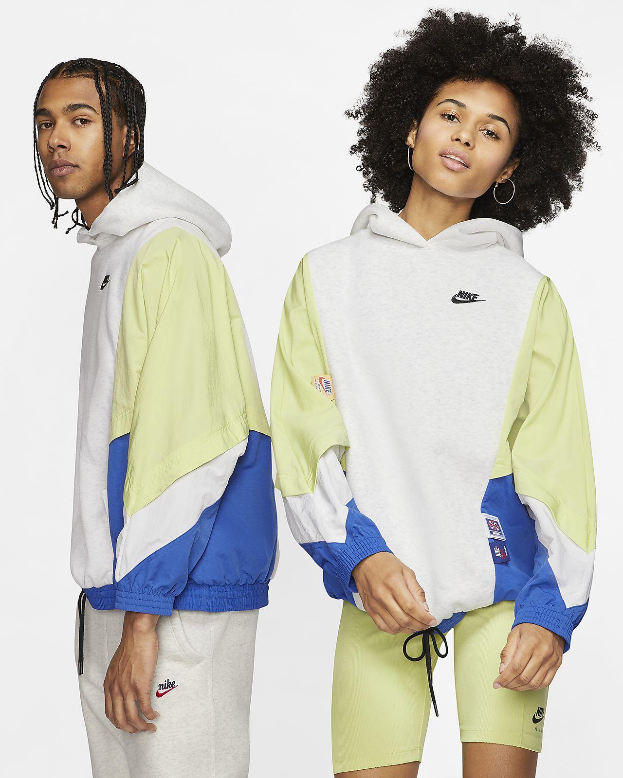 Nike Sportswear Icon Clash Pullover Hoodie