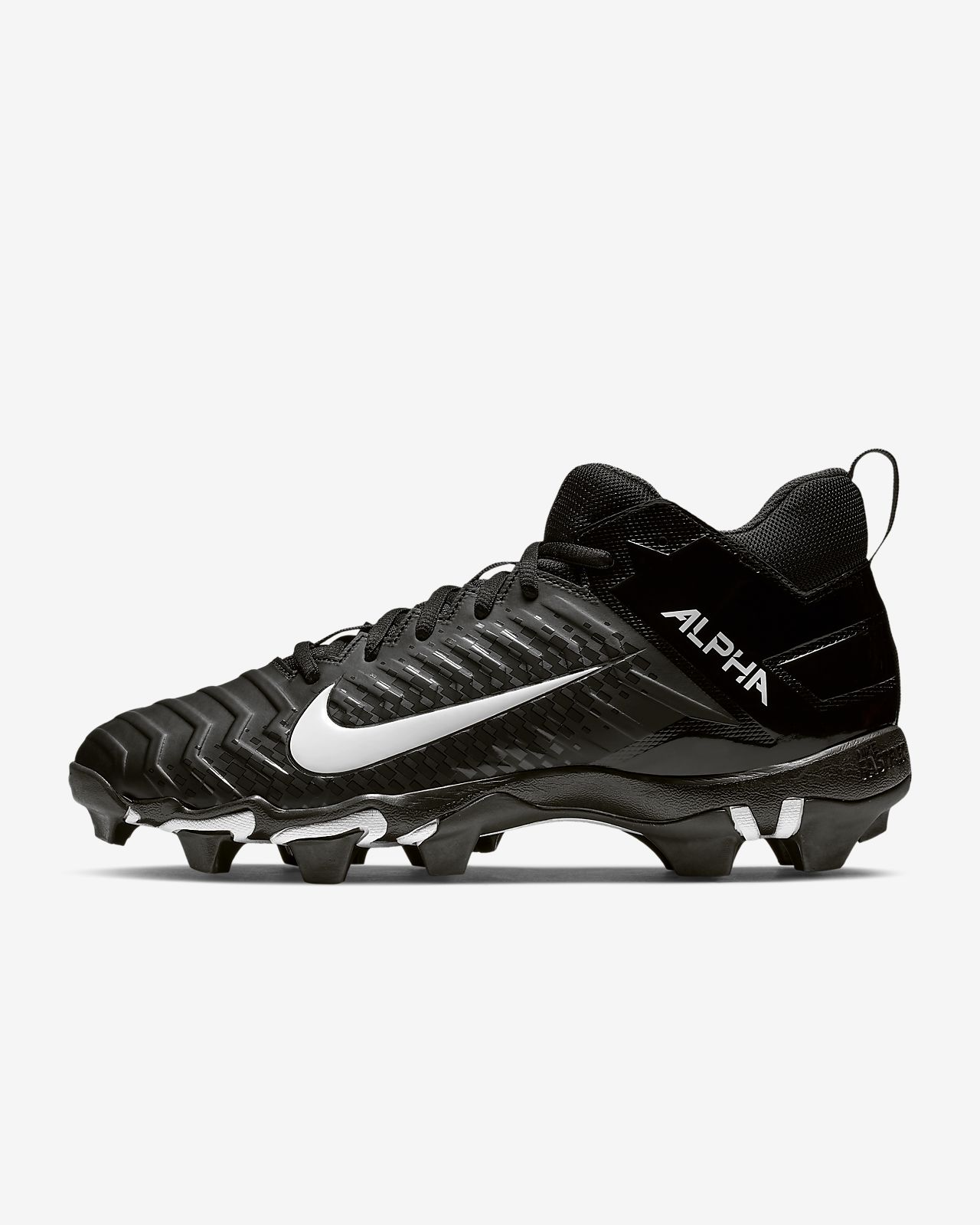 Nike Alpha Menace 2 Shark Men's Football Cleat (Wide)