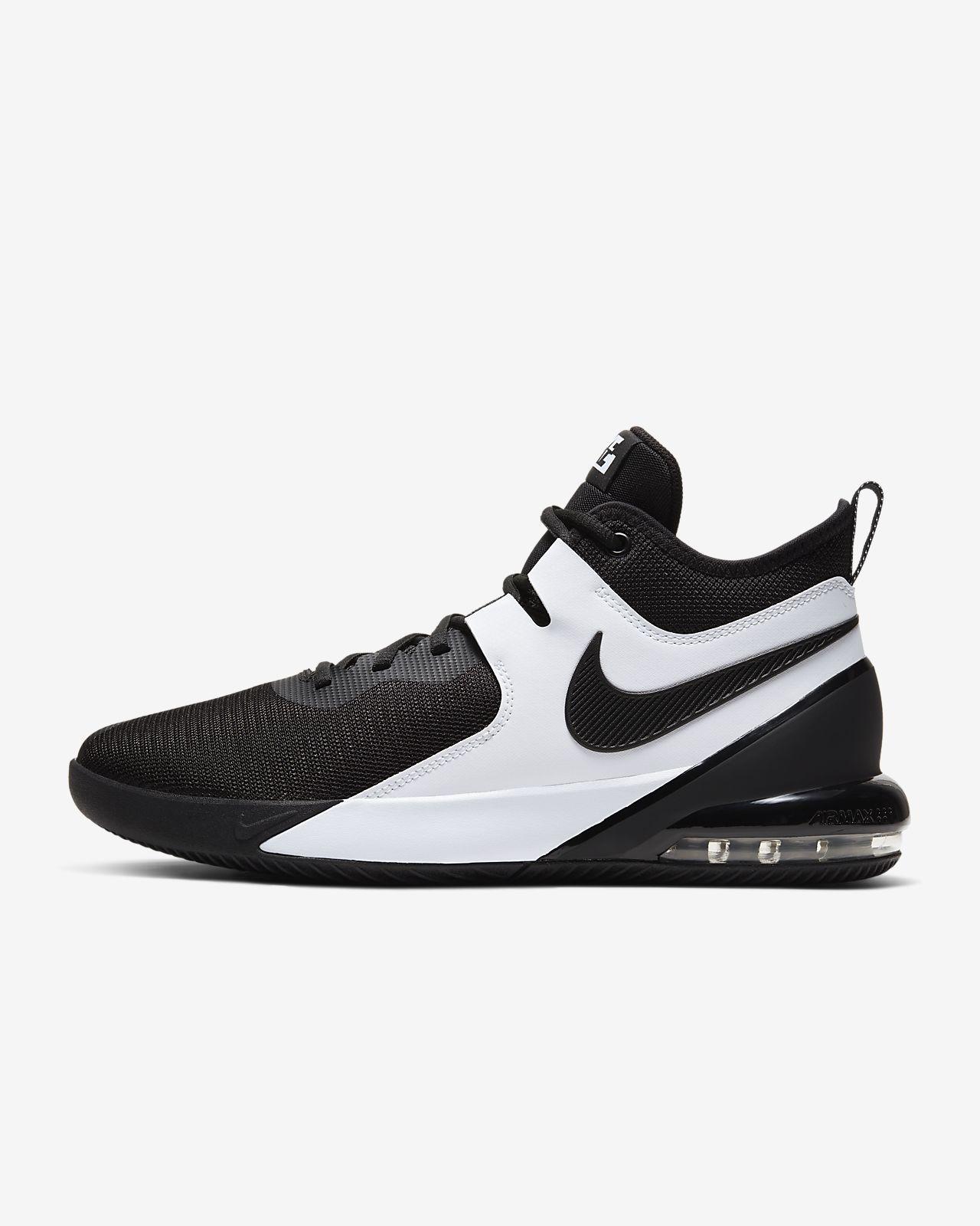 รองเท้าบาสเก็ตบอล Nike Air Max Impact