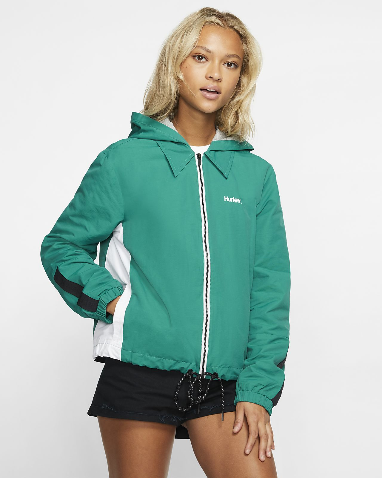 Hurley One And Only Women's Hooded Jacket