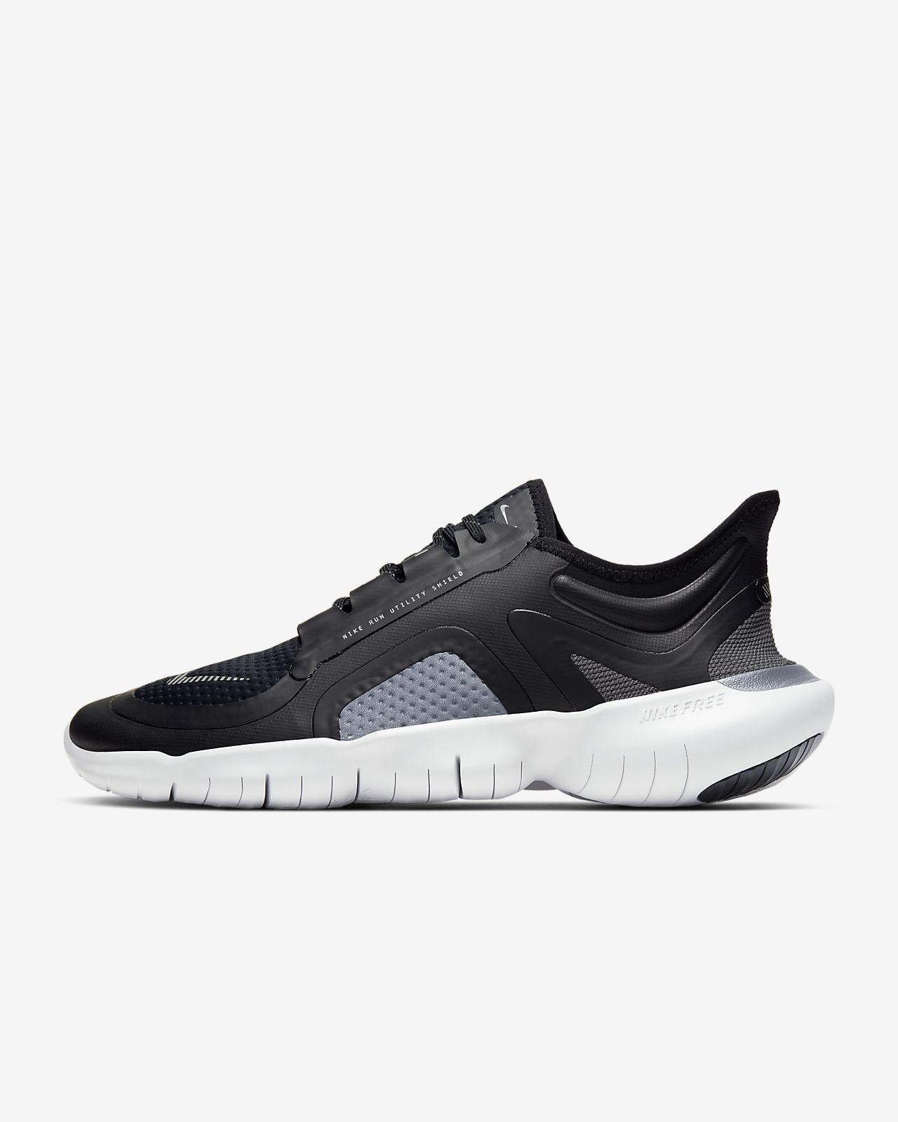 Nike Free RN 5.0 Shield 男子跑步鞋