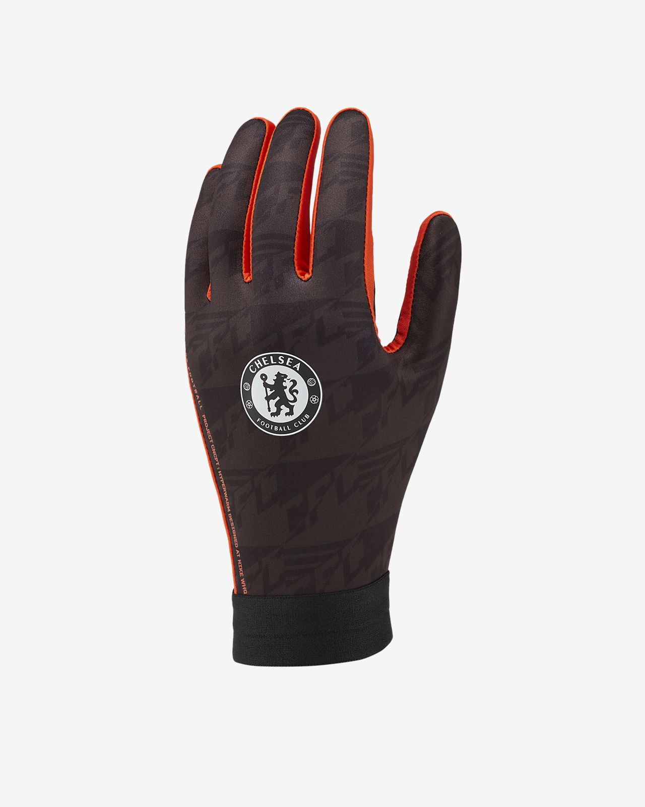 Chelsea FC HyperWarm Academy Football Gloves