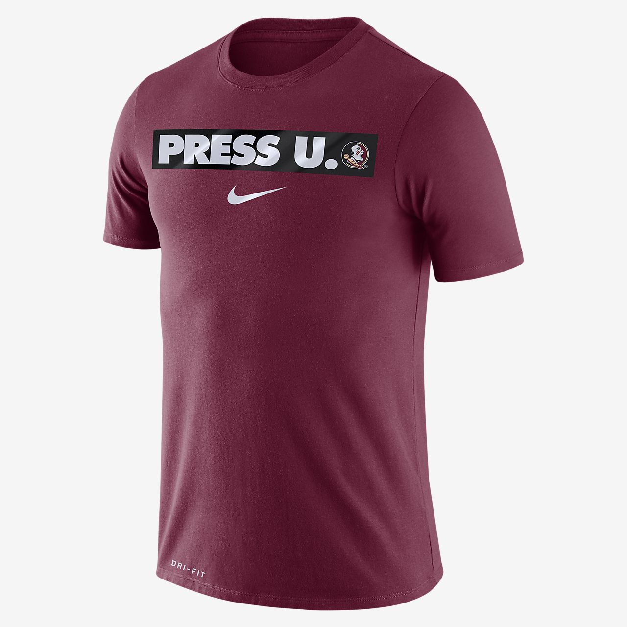 Nike College Dri-FIT (Florida State) Men's T-Shirt
