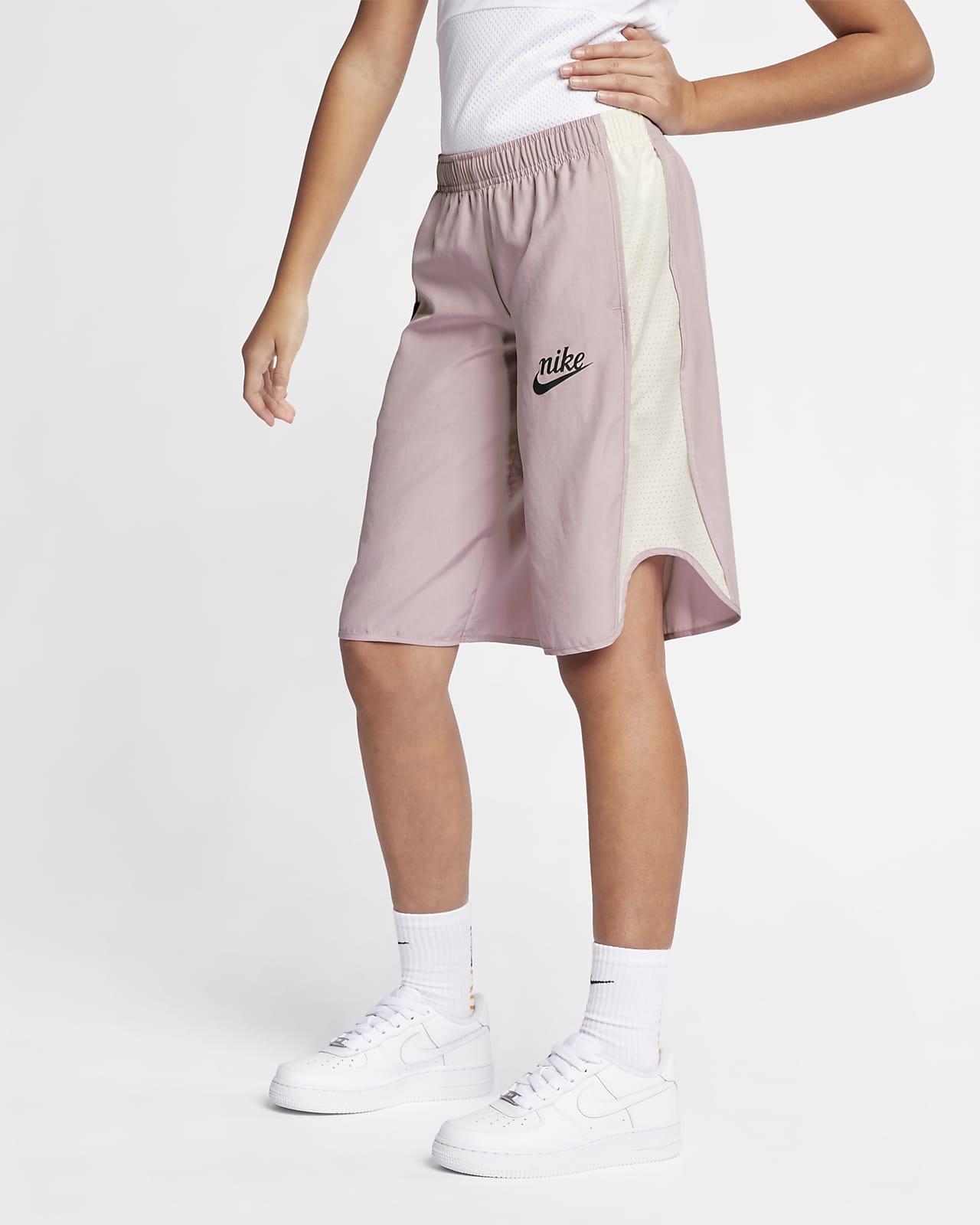 Nike Sportswear bukseskjørt til store barn (jente)