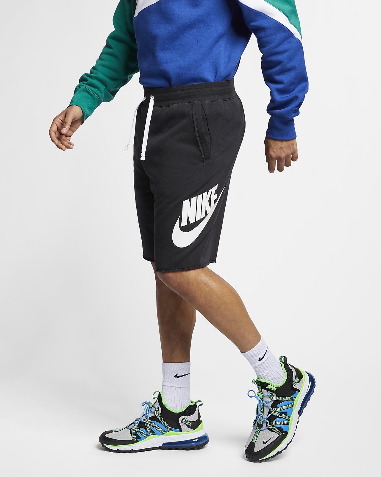 Shorts de French Terry para hombre Nike Sportswear Alumni