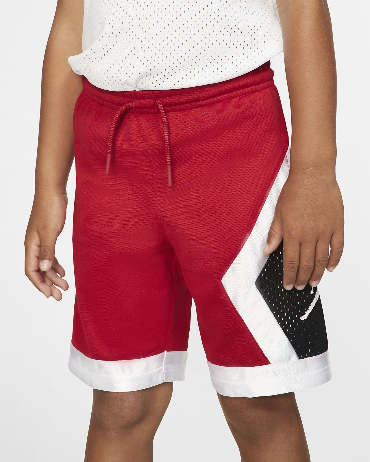 Jordan Dri-FIT Diamond Younger Kids' Shorts