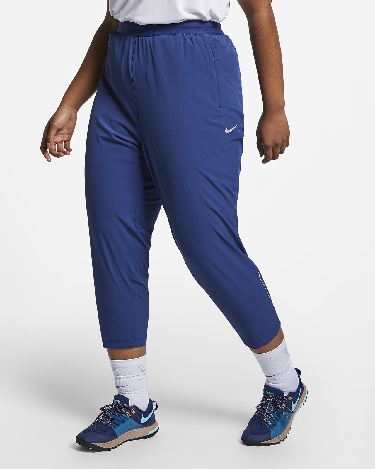 Nike Essential Women's 78 Running Trousers (Plus Size)