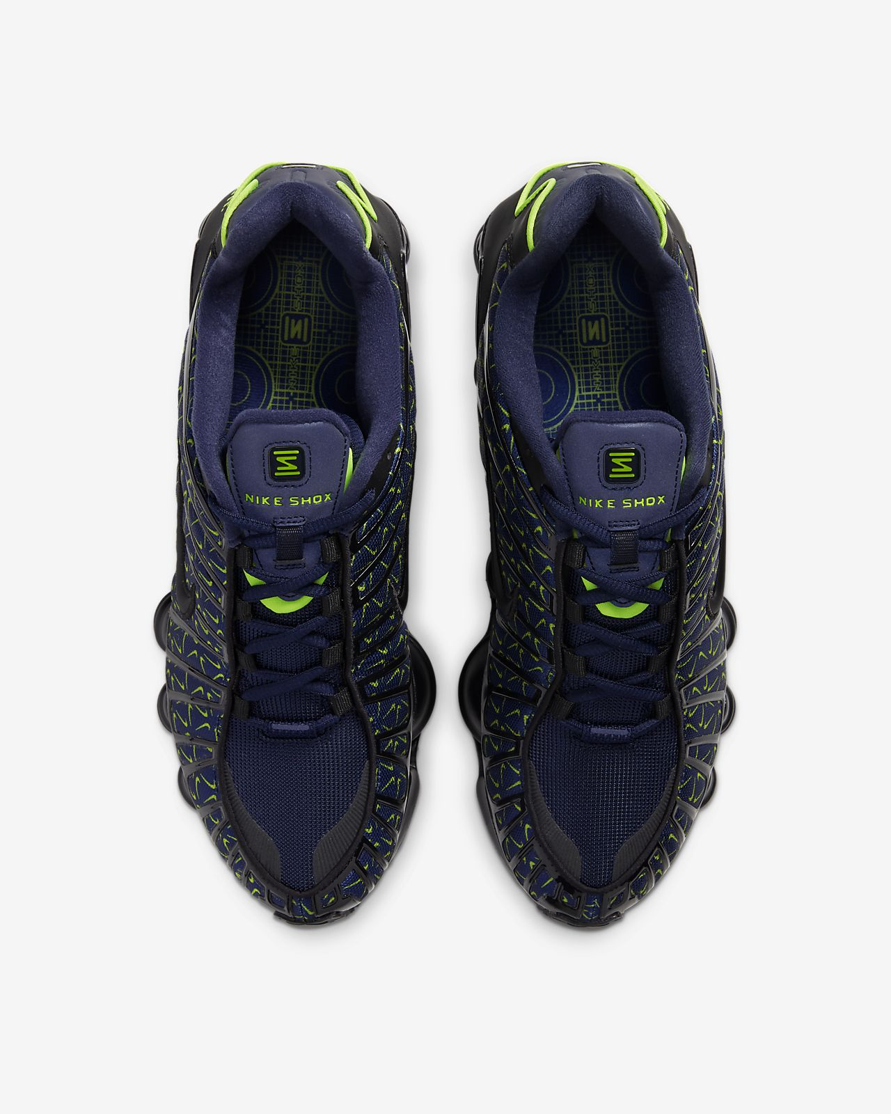 chaussure nike shox tl pour homme