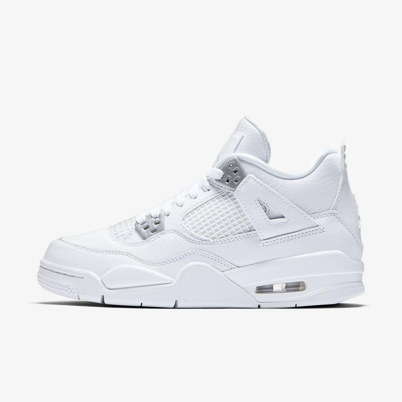 Air Jordan 4 Retro Older Kids' Shoe