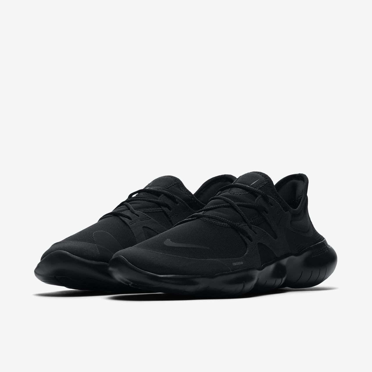 Nike Free Trainer 3.0 V4 Mens Sneaker Wolf GreyWhite Black 749361 010 Size 14