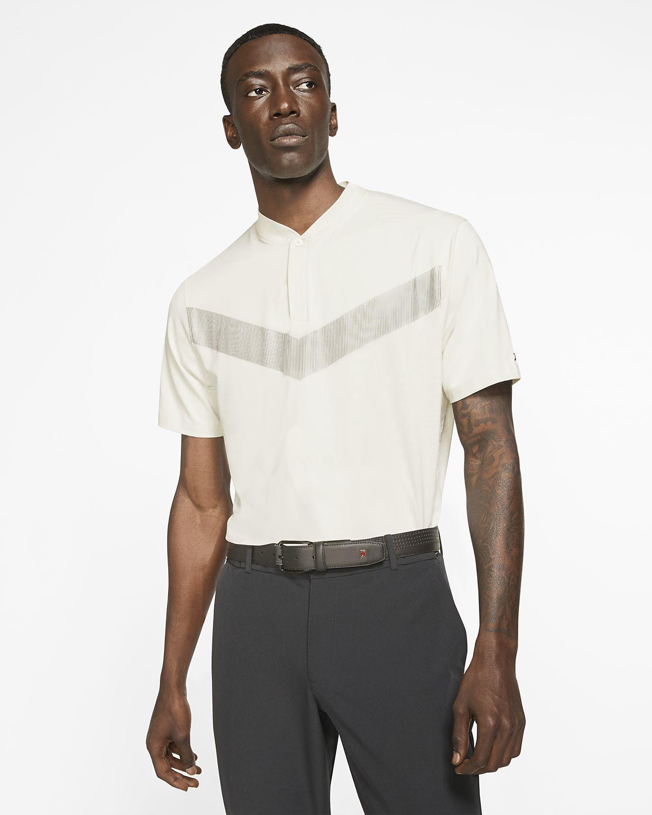 Nike Dri-FIT Tiger Woods Vapor Men's Golf Polo