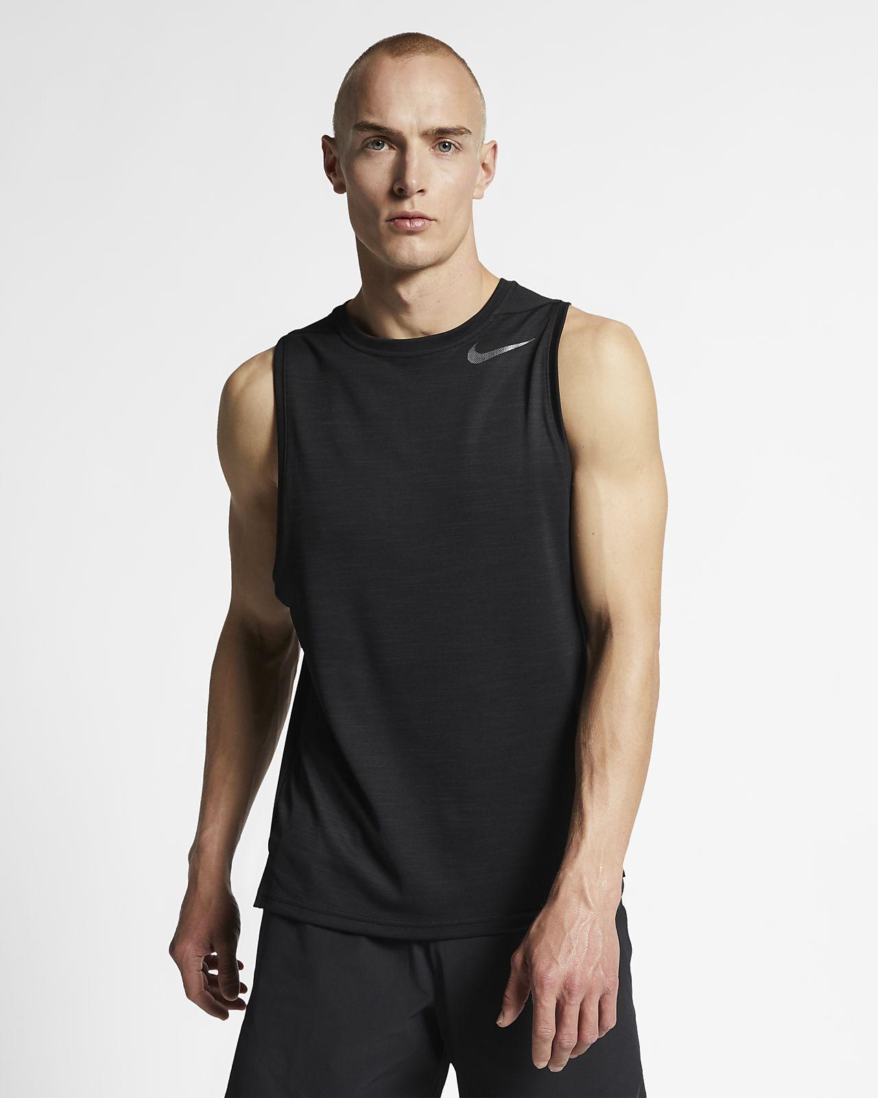 เสื้อกล้ามเทรนนิ่งผู้ชาย Nike Superset