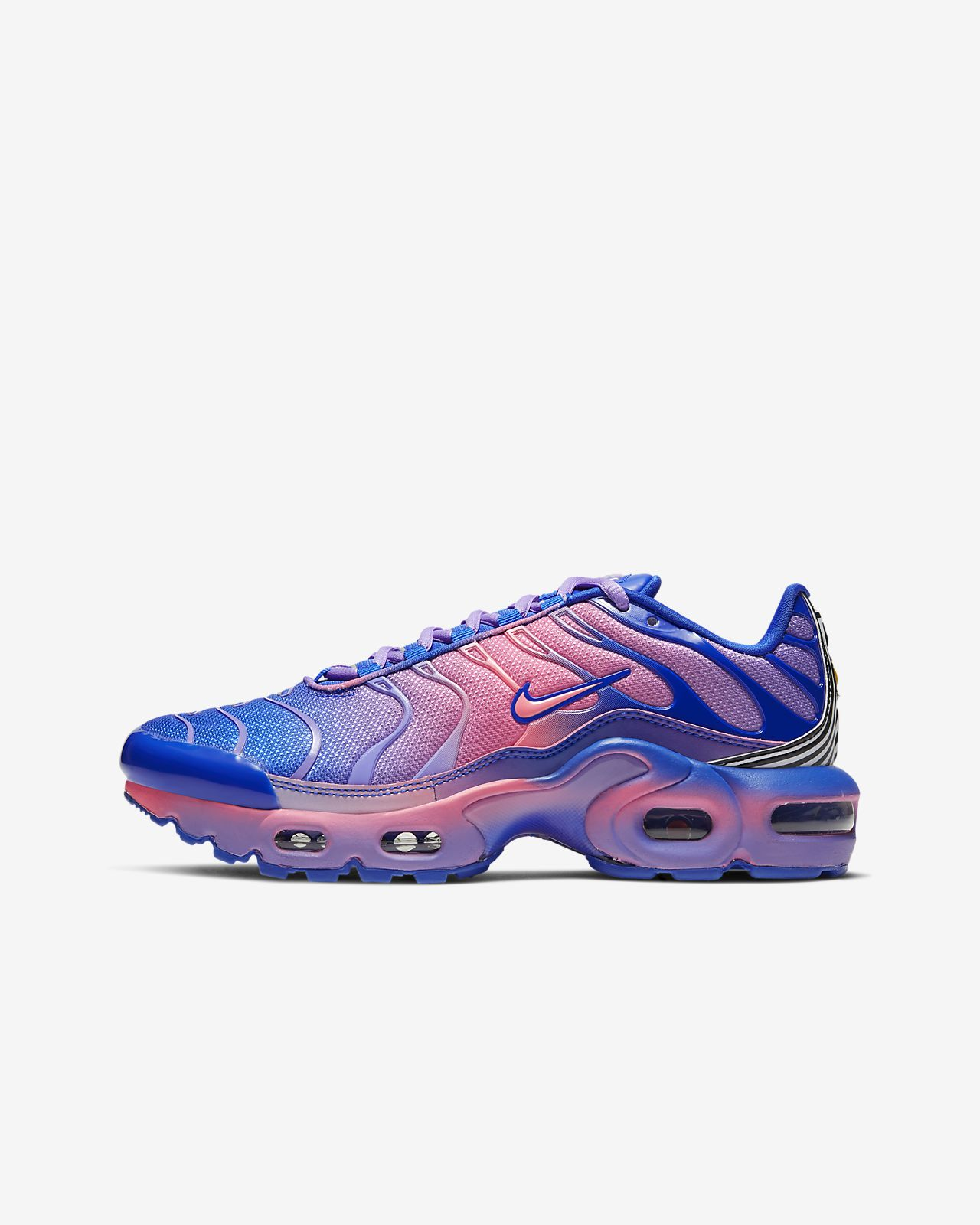 Nike Air Max Plus QS Big Kids' Shoe